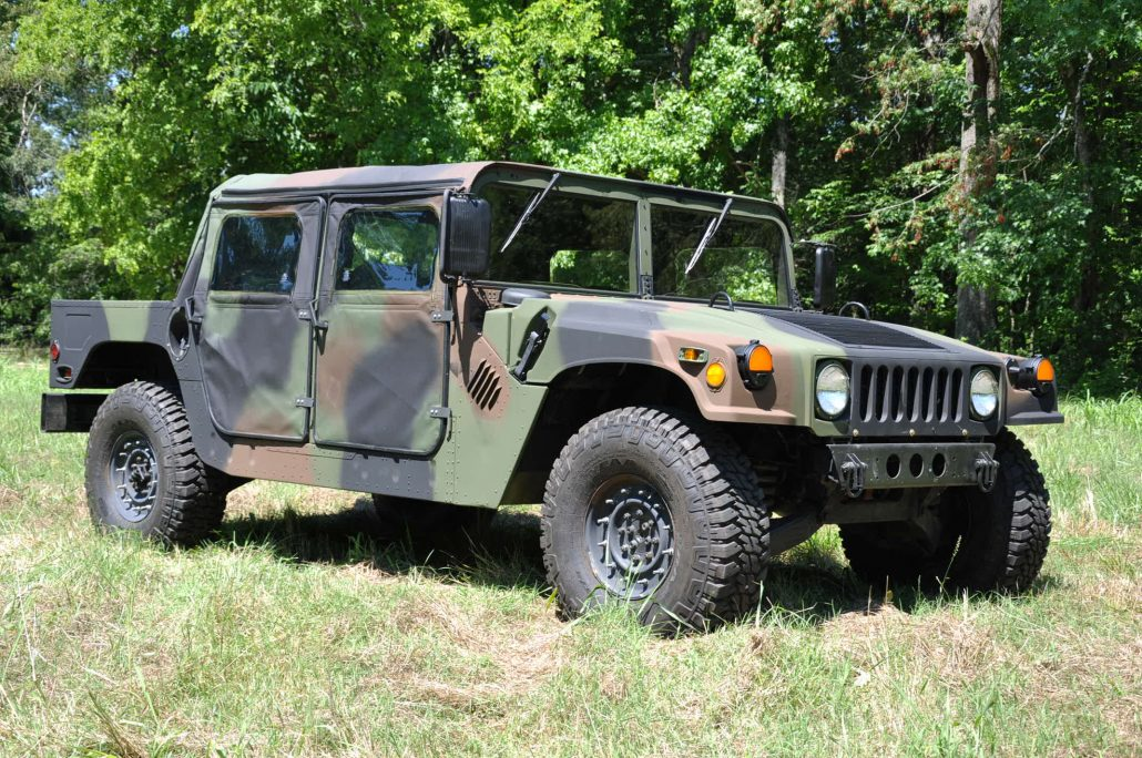 HMMWV ... & Military Doors - Breton Industries