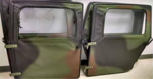Humvee Doors Us Military Hmmwv Doors For Sale