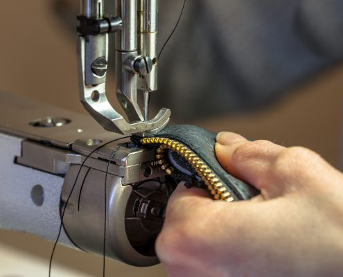 Leather Industrial Sewing