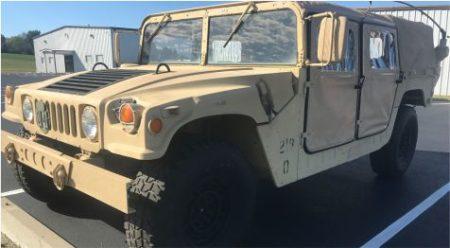U S Military Hmmwv Four Man Crew Kit 57k0155 Tan 2019
